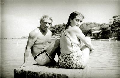 Picasso et Dora Maar
